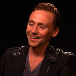 The Avengers Video Interview With Tom Hiddleston