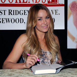 Lauren Conrad Talking About Shawn Pyfrom and Dating (Video)