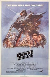 Posteritati - EMPIRE STRIKES BACK, THE 1980 U.S. 1 sheet (27x41)