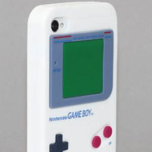 Game Boy and Video Game Controller iPhone Cases