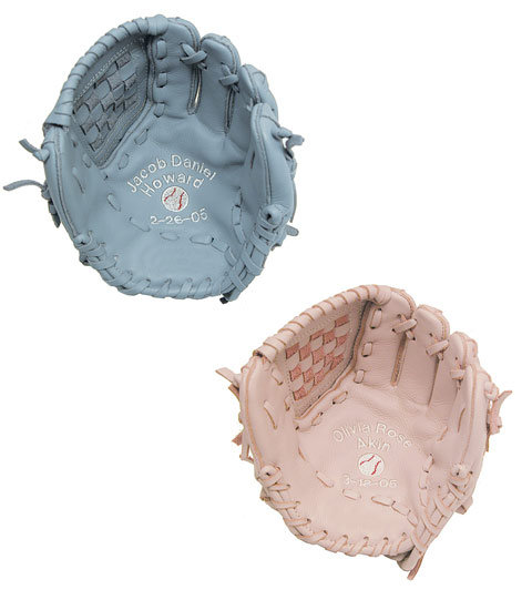 Baby's First Baseball Glove