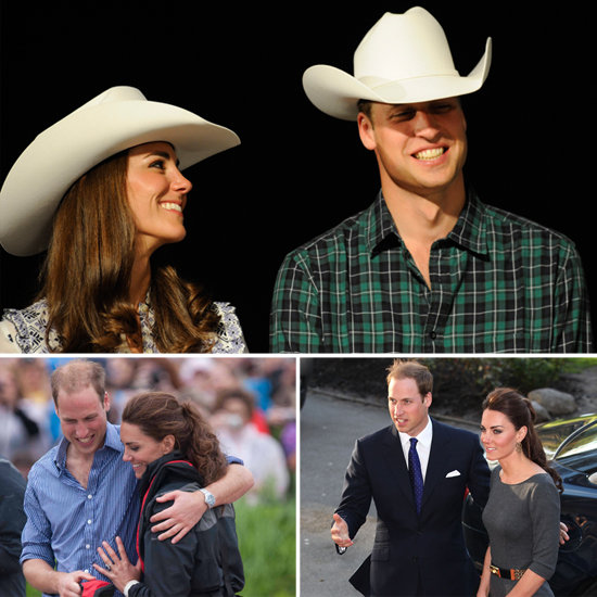 Happy Anniversary! William And Kate's Year Of Sweet Newlywed PDA