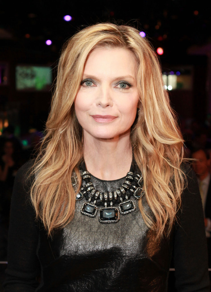 Michelle Pfeiffer Young Michelle Pfeiffer Awarded