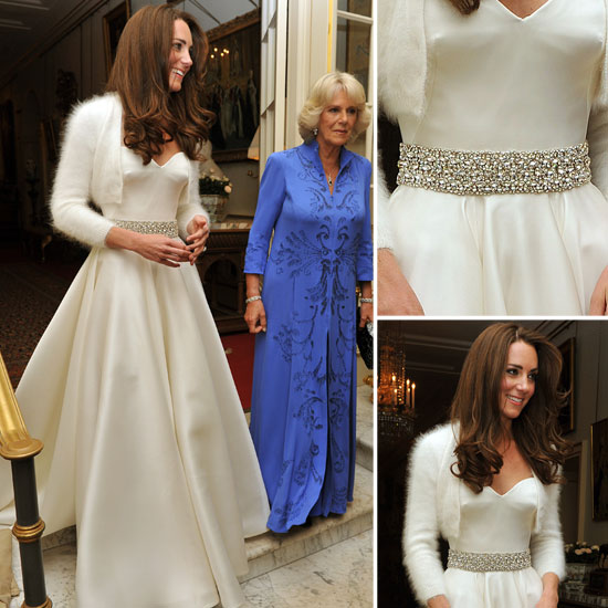 Kate Middleton Reception Dress BeltFlower Girl Dresses