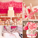 A Pink Ruffles and Ribbon Shower