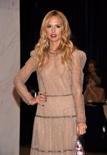 Rachel Zoe posed for a photo looking stylish as always.