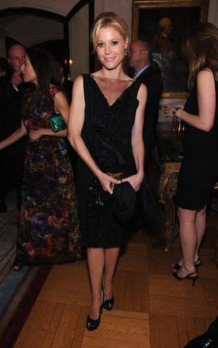 Julie Bowen wore an LBD to the event.