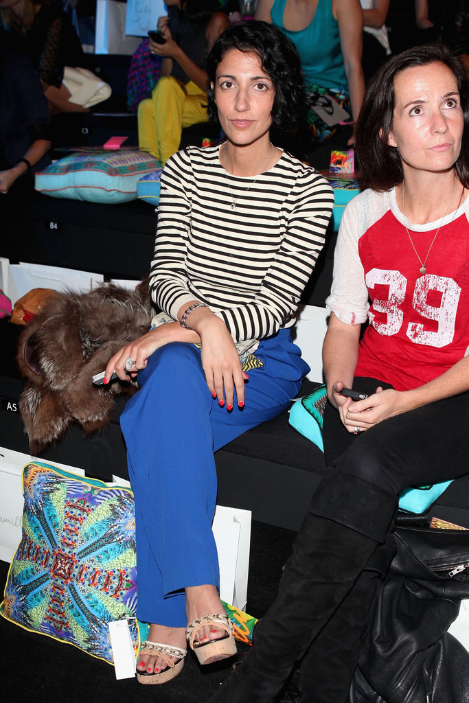 Yasmin Sewell at Camilla