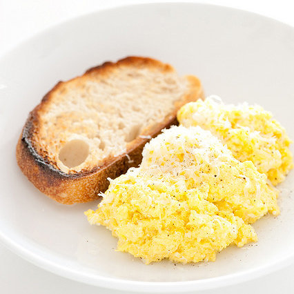 Scrambled Egg Recipe Ideas