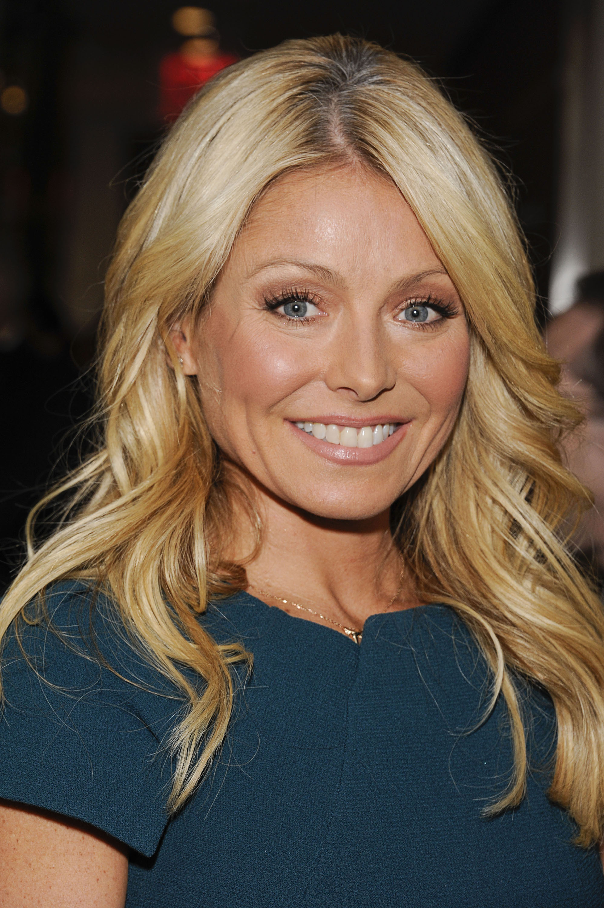 Kelly Ripa | 10 Celebrities Who Can't Wait to Get to the ...