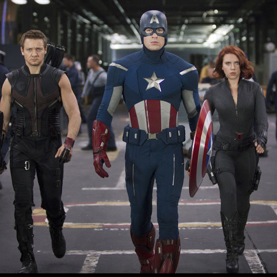 The Avengers Video Movie Review
