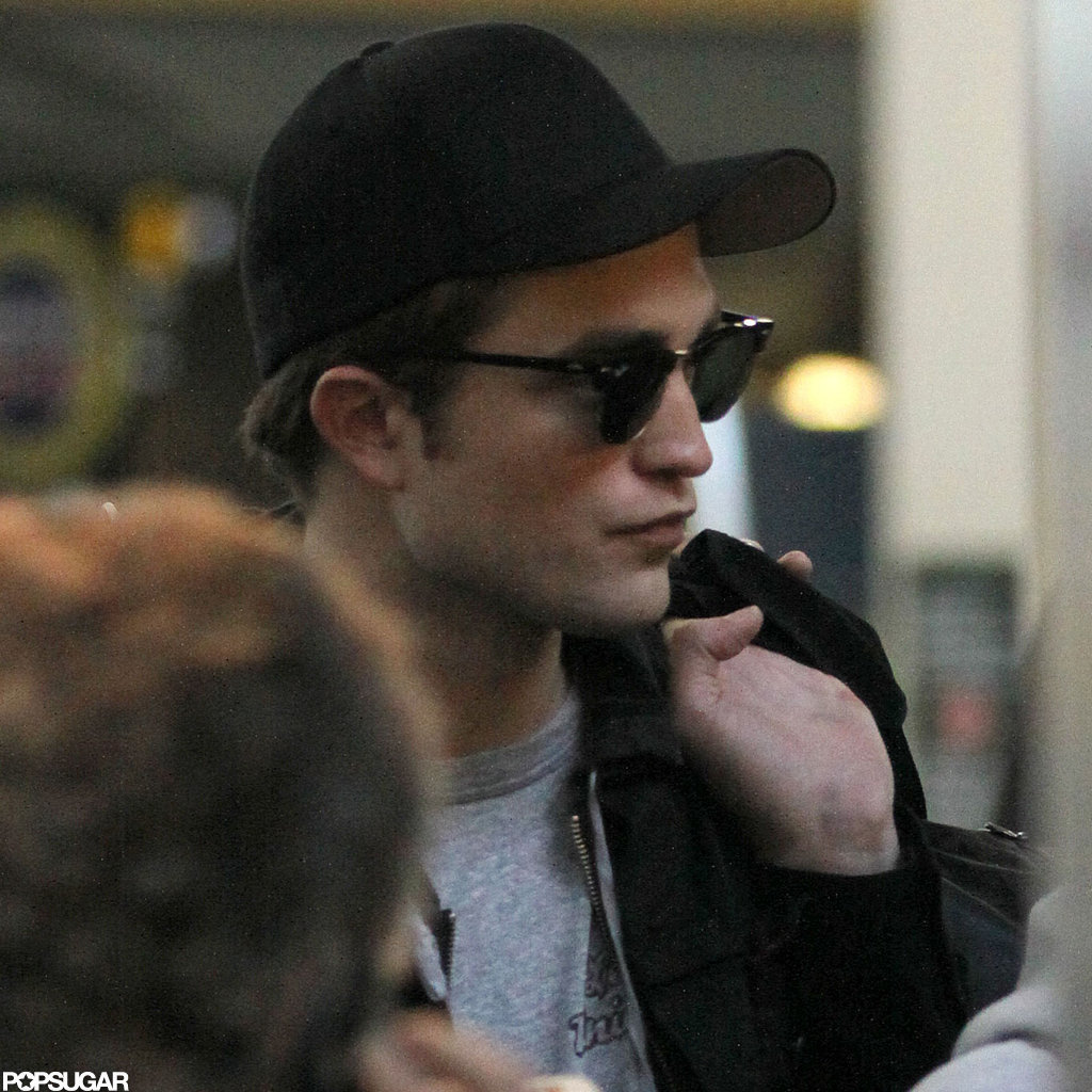 Robert Pattinson left Vancouver after Breaking Dawn — Part 2 reshoots.
