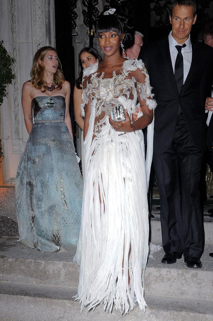 Naomi Campbell —2011