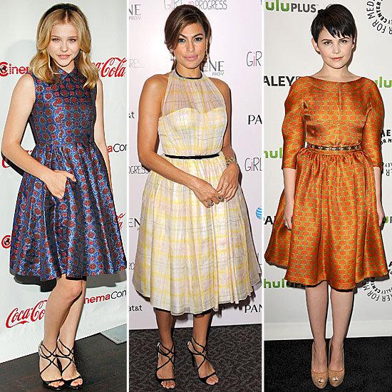 Ladylike Dress Trend