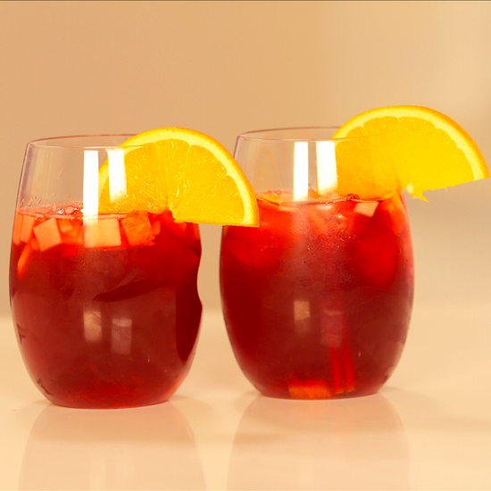 Healthy Sangria Recipe