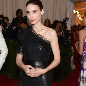 Rooney Mara in Sheer Givenchy Pictures at 2012 Met Gala