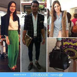 Snoop the Front Row Fashion Week Street Style Finalists From Our Intel Ultrabook Comp: Who Deserves to Win?