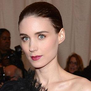 Rooney Mara's Beauty Look at the 2012 Met Costume Institute Gala