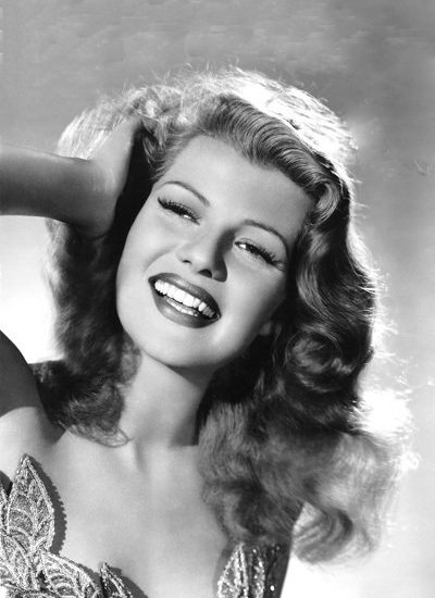 On Rita Hayworth (and Ava Gardner)