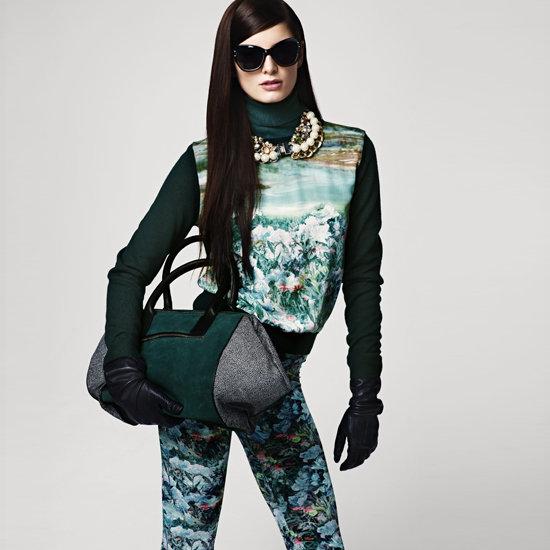 Style Lookbook Women H&m Fall 2012 Lookbook Women