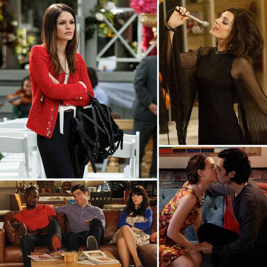 Spring TV Fashion From Gossip Girl, Revenge, Hart of Dixie