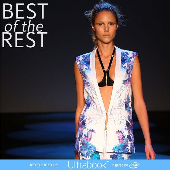 Best of the Rest Runway Round Up from 2012 Mercedes Benz Fashion Week: Lisa Maree, Pretty Boys, Bless'ed Are The Meek and more!