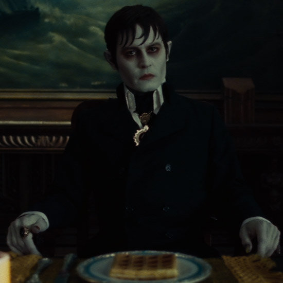 Dark Shadows Movie Review Video