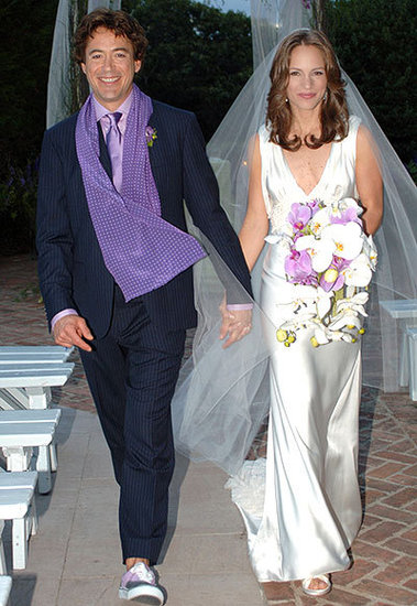 Robert Downey Jr. and Susan Levin's Charming Details
