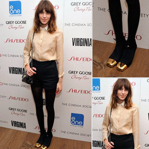 Steal Alexa Chung's Style - We Found Her Exact Shoes and Handbag!