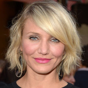 Cameron Diaz's Pink Makeup Look at the What to Expect When You're Expecting Premiere