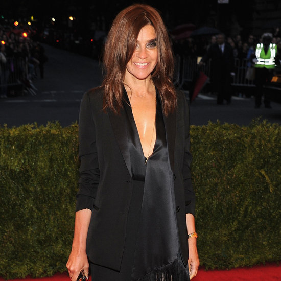 Carine Roitfeld Cannes Fashion Show