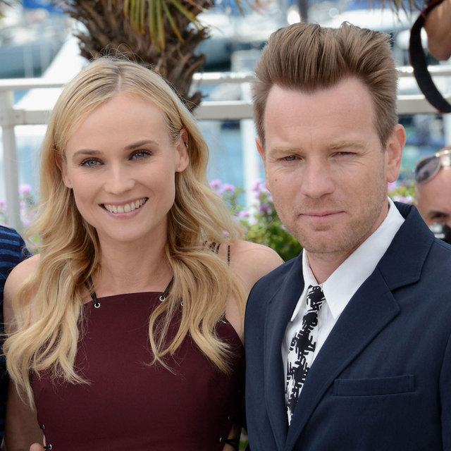 Diane Kruger Kicks Things Off in a Sexy Dress at the 2012 Cannes Film Festival