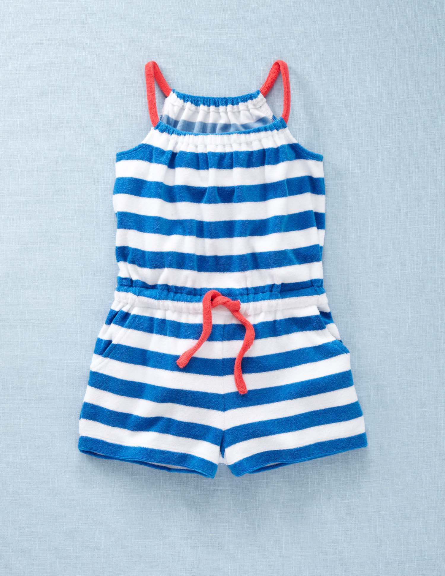 Mini Boden Towelling Playsuit ($38)