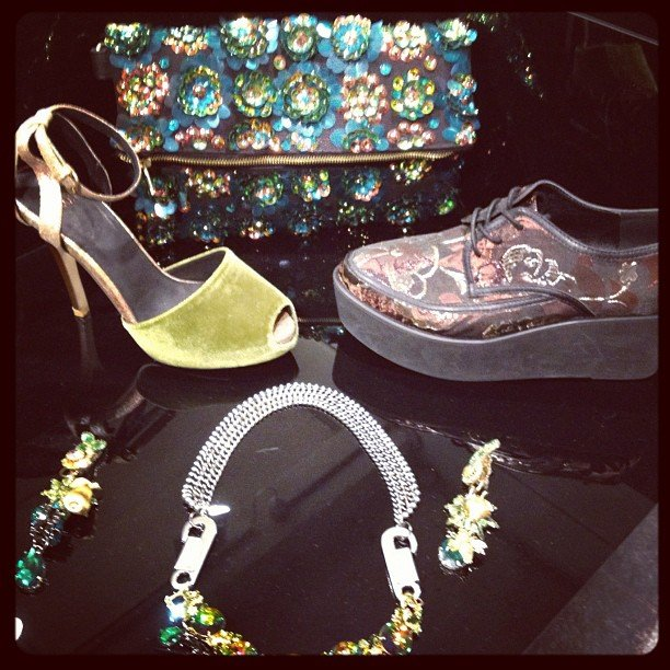 ASOS accessories for Summer '12.
