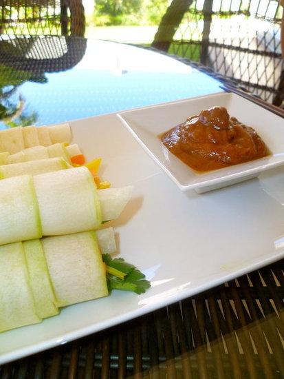 Tamarind Asian Rolls