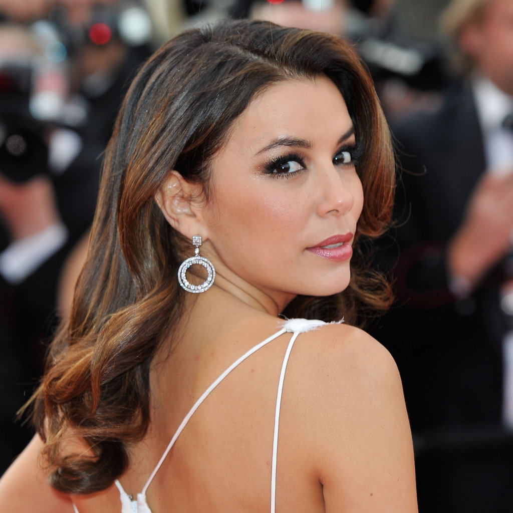 Eva Longoria at the Rust and Bone Premiere