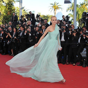 Cannes Film Festival Celebrities on the Red Carpet (Video)