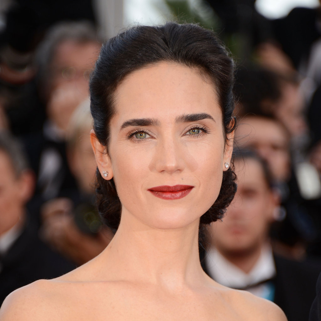 Jennifer Connelly at the Once Upon a Time in America Screening