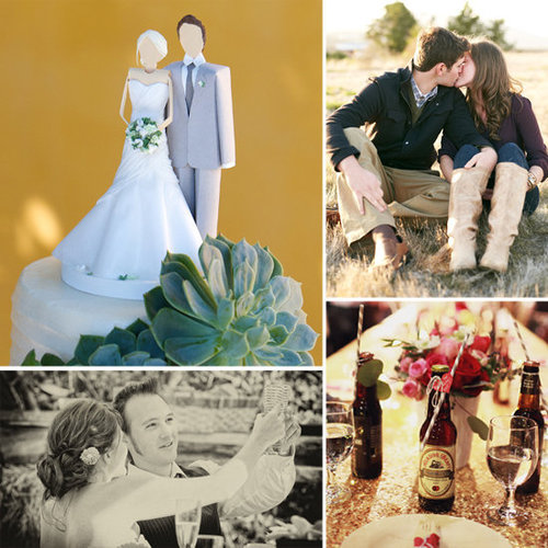 Très put together a selection of our own Sugar brides talking about the personal touches they incorporated into their weddings.