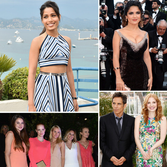 See All the Cannes Film Festival Pictures So Far!