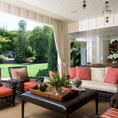 Los Angeles Home Redesign and Remodel by Timothy Corrigan Inc. Pictures
