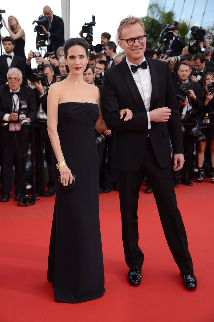 Jennifer Connelly and Paul Bettany in 2012