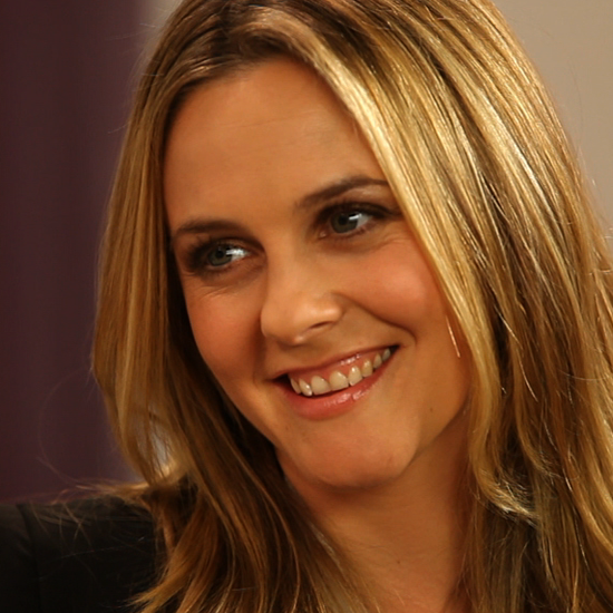 Alicia Silverstone on Juice Beauty, Green Parenting (Video)