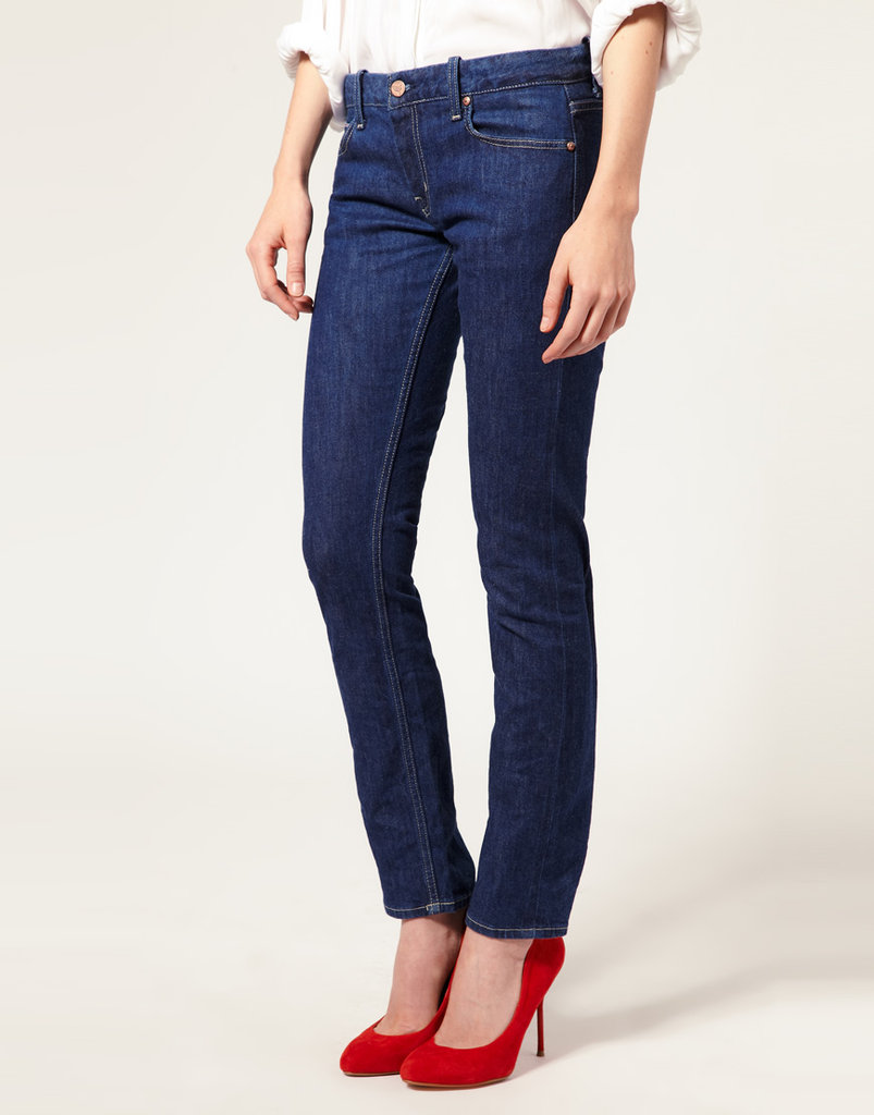 MiH Jeans Breathless Relaxed Skinny Selvedge Ankle Jeans ($322)