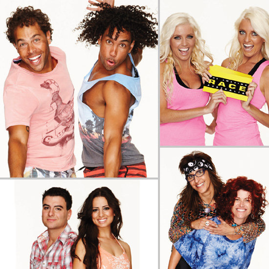 Meet the New Teams on The Amazing Race Australia 2012