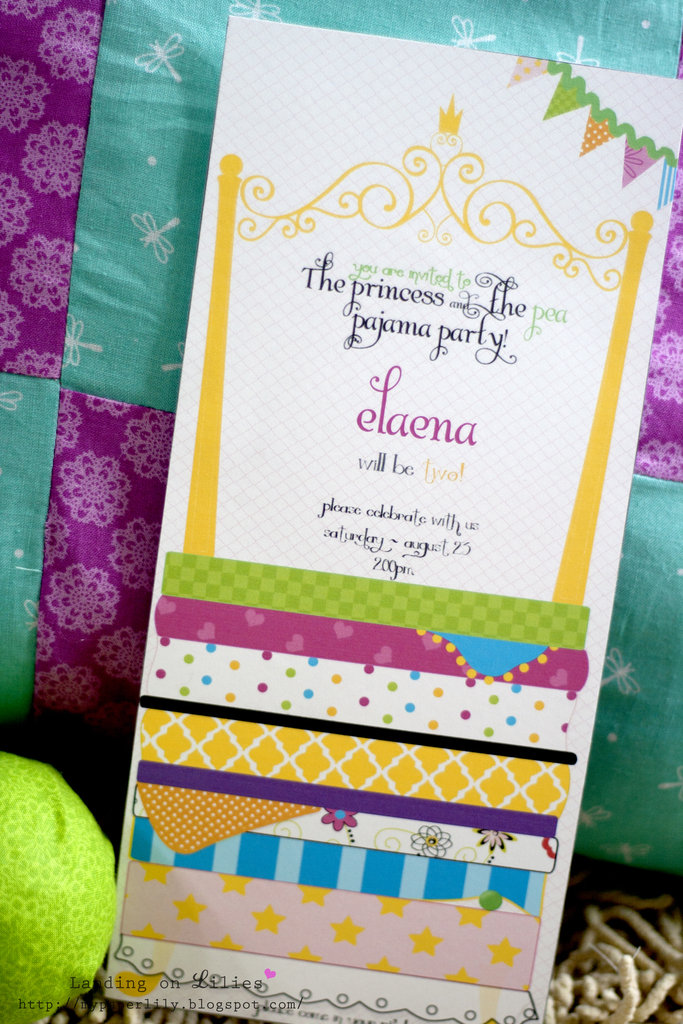 The Princess Requests Your Presence . . .