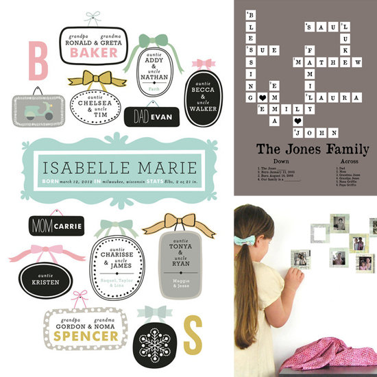 9 Modern, Artistic Ways to Display Your Family Tree