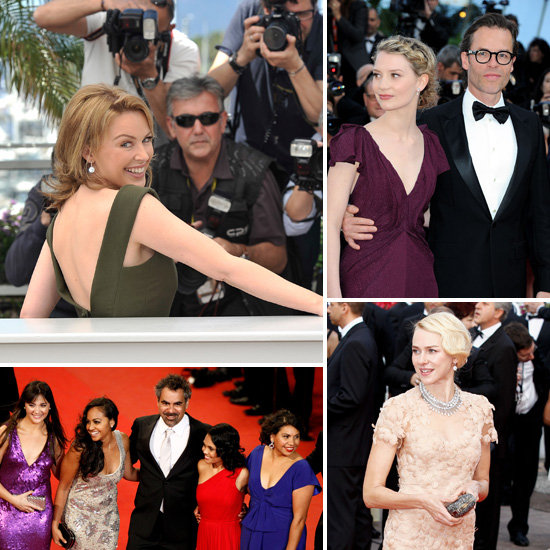 Aussie Stars Get Glam For the Cannes Film Festival