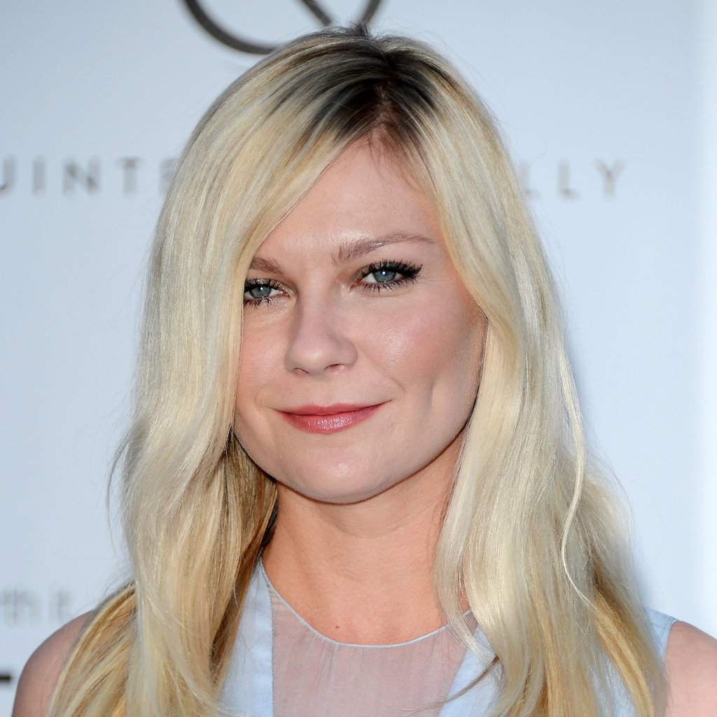 Kirsten Dunst at the amfAR Gala