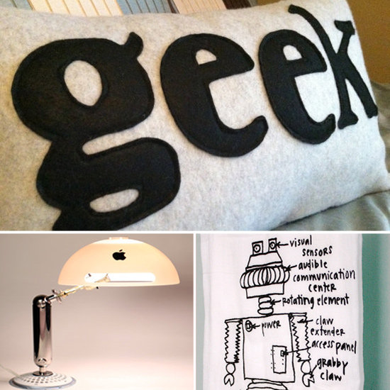 Dress Up Your Home in Geek Pride All Year Long